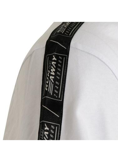 Kinetix Tişört Beyaz